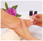 Manicure Reg in Glamour Nail & Spa